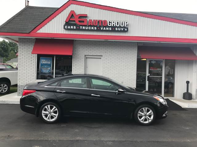 2011 Hyundai Sonata Limited 4dr Sedan - Vineland NJ
