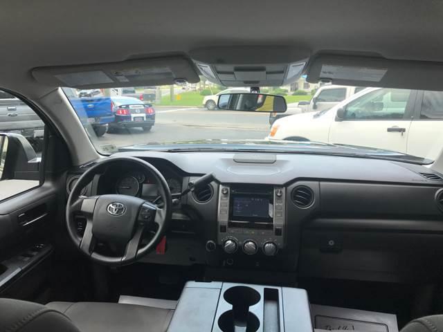 2016 Toyota Tundra 4x4 SR5 4dr Double Cab Pickup SB (4.6L V8) - Vineland NJ