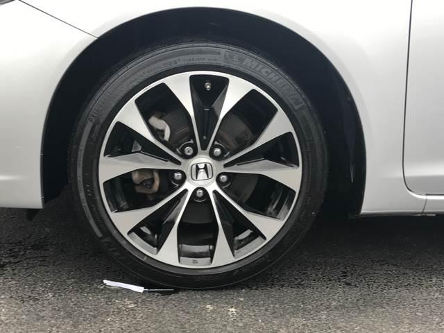 2013 Honda Civic Si 4dr Sedan w/Summer Tires - Vineland NJ