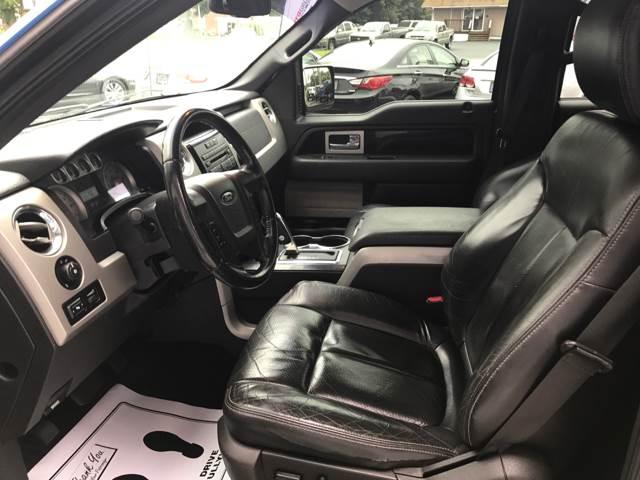 2010 Ford F-150 4x4 FX4 4dr SuperCrew Styleside 5.5 ft. SB - Vineland NJ