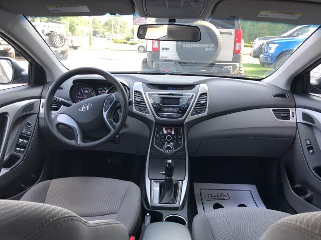 2016 Hyundai Elantra SE 4dr Sedan 6A (US) - Vineland NJ