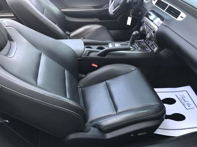 2012 Chevrolet Camaro SS 2dr Convertible w/2SS - Vineland NJ