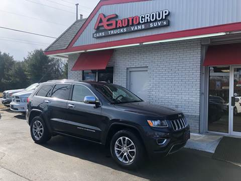 2015 Jeep Grand Cherokee for sale in Vineland, NJ
