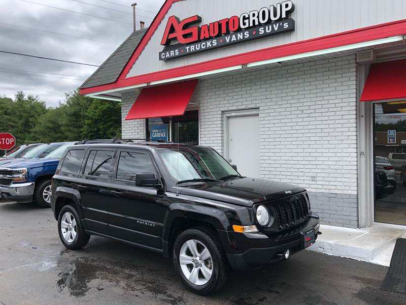 Patriot Tires Jeep Suv Car Truck Minivan >> 2014 Jeep Patriot 4x4 Latitude 4dr Suv In Vineland Nj Ag