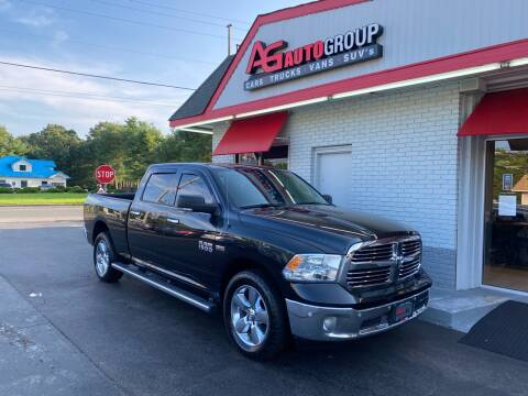 2017 RAM Ram Pickup 1500 for sale at AG AUTOGROUP in Vineland NJ