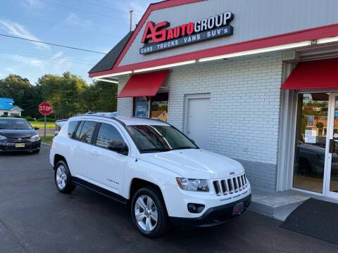 2016 Jeep Compass for sale at AG AUTOGROUP in Vineland NJ