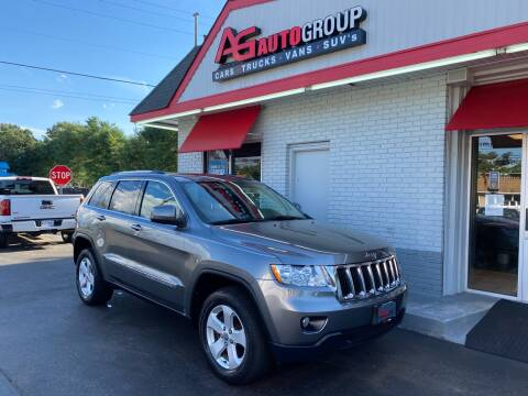 2013 Jeep Grand Cherokee for sale at AG AUTOGROUP in Vineland NJ
