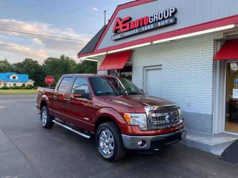 2014 Ford F-150 for sale at AG AUTOGROUP in Vineland NJ