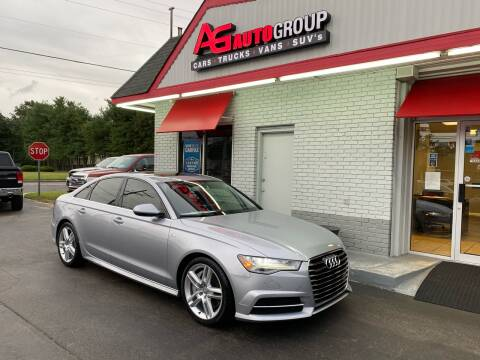 2016 Audi A6 for sale at AG AUTOGROUP in Vineland NJ
