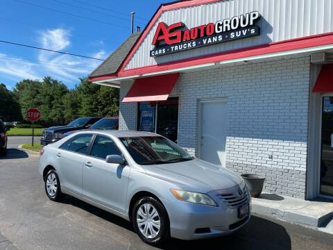 2007 Toyota Camry for sale at AG AUTOGROUP in Vineland NJ