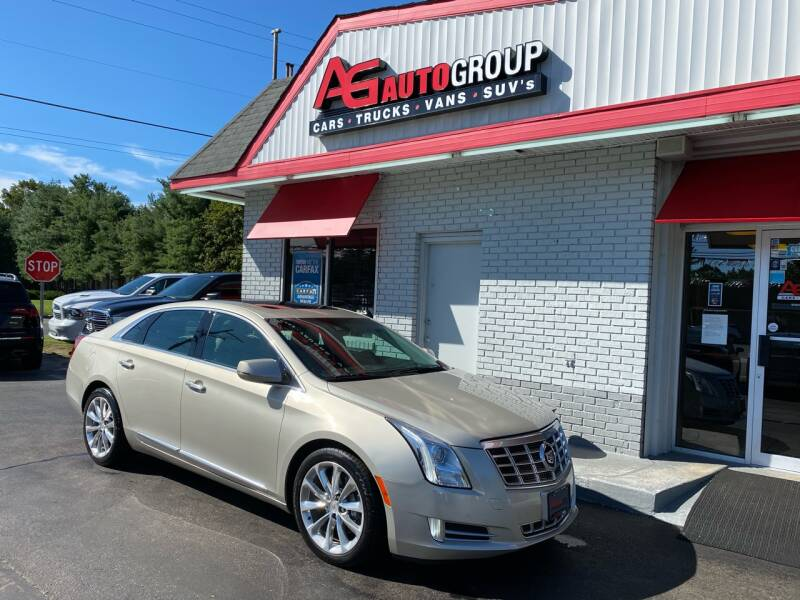 2013 Cadillac XTS for sale at AG AUTOGROUP in Vineland NJ