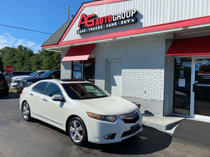 2011 Acura TSX for sale at AG AUTOGROUP in Vineland NJ