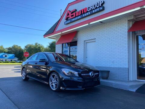 2014 Mercedes-Benz CLA for sale at AG AUTOGROUP in Vineland NJ