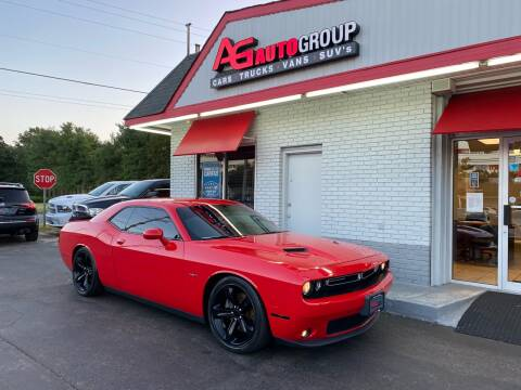 2016 Dodge Challenger for sale at AG AUTOGROUP in Vineland NJ