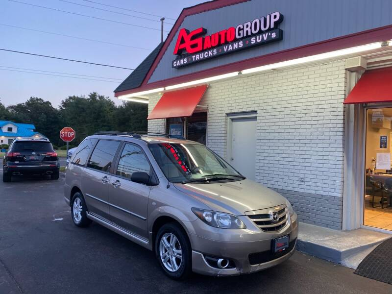 2006 Mazda MPV for sale at AG AUTOGROUP in Vineland NJ