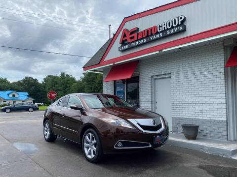 2010 Acura ZDX for sale at AG AUTOGROUP in Vineland NJ