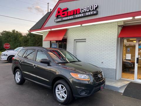 2010 Hyundai Santa Fe for sale at AG AUTOGROUP in Vineland NJ