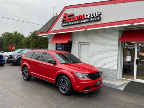 2018 Dodge Journey for sale at AG AUTOGROUP in Vineland NJ