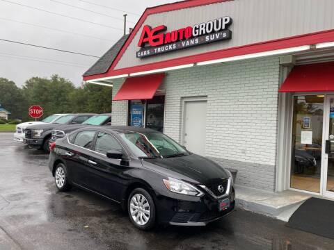 2017 Nissan Sentra for sale at AG AUTOGROUP in Vineland NJ