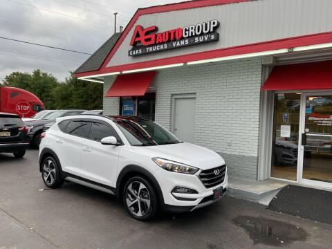 2018 Hyundai Tucson for sale at AG AUTOGROUP in Vineland NJ