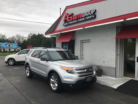 2012 Ford Explorer for sale in Vineland, NJ