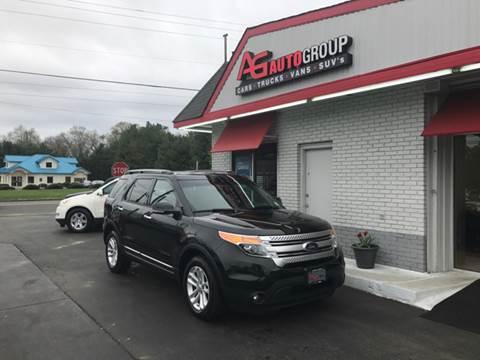 2013 Ford Explorer for sale in Vineland, NJ