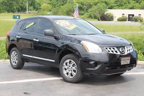 2012 Nissan Rogue for sale in Athens, TN