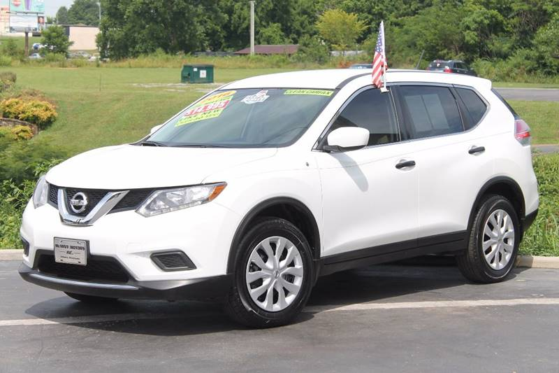 2016 Nissan Rogue S 4dr Crossover - Athens TN