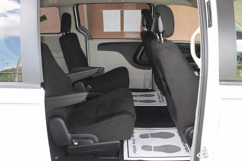 2015 Dodge Grand Caravan SXT 4dr Mini-Van - Athens TN