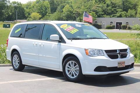 2015 Dodge Grand Caravan for sale in Athens, TN