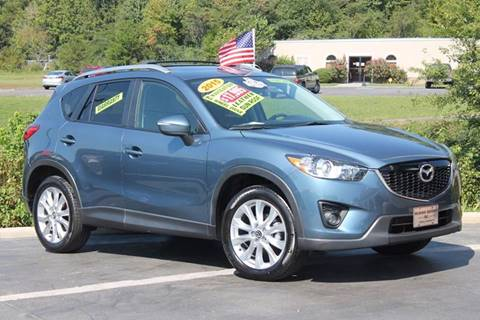2015 Mazda CX-5 for sale in Athens, TN