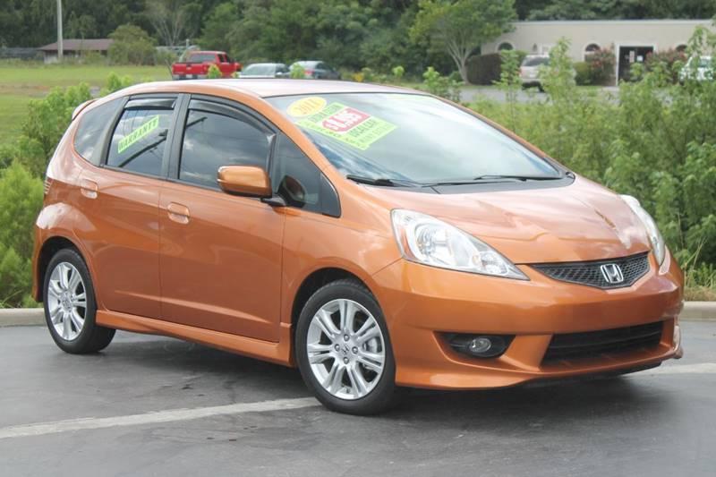 2011 Honda Fit Sport 4dr Hatchback 5A   Athens TN