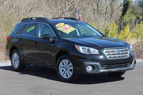 2017 Subaru Outback for sale in Athens, TN