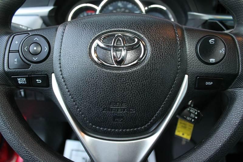 2014 Toyota Corolla LE 4dr Sedan - Athens TN