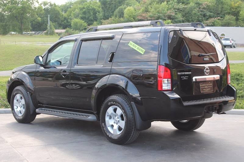 2011 Nissan Pathfinder 4x2 S 4dr SUV - Athens TN