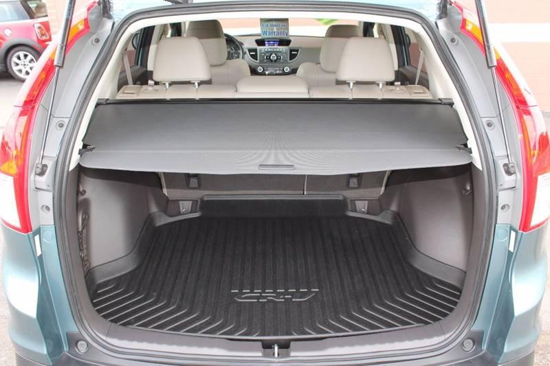 2013 Honda CR-V EX-L 4dr SUV - Athens TN