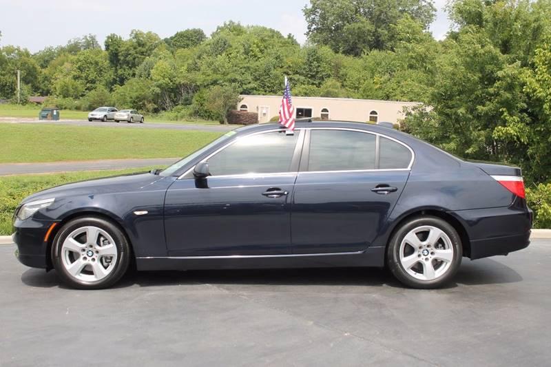 2008 BMW 5 Series AWD 535xi 4dr Sedan - Athens TN