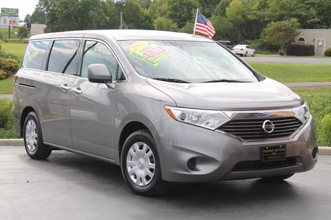 2011 Nissan Quest for sale in Athens, TN