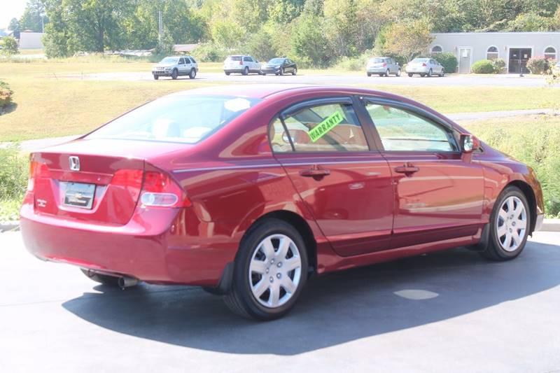 2008 Honda Civic LX 4dr Sedan 5A - Athens TN
