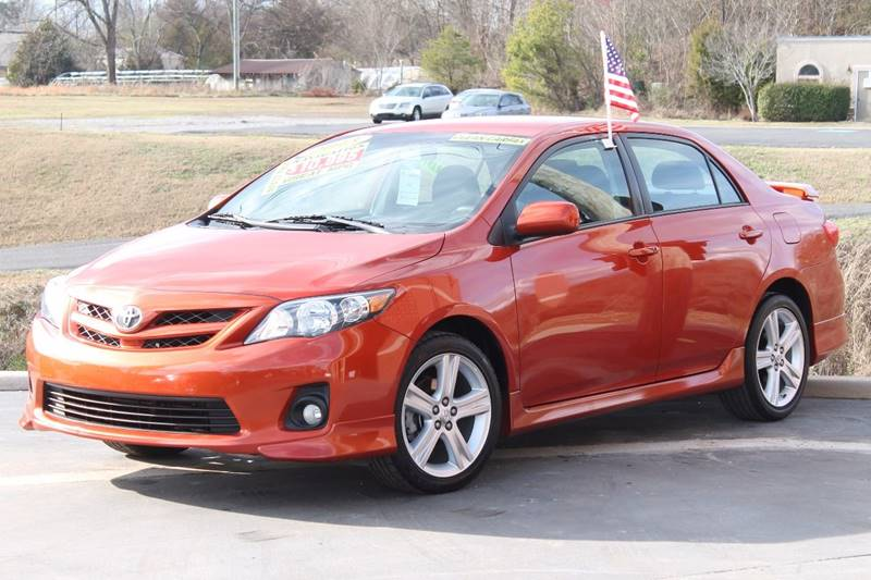 2013 Toyota Corolla S Special Edition 4dr Sedan - Athens TN