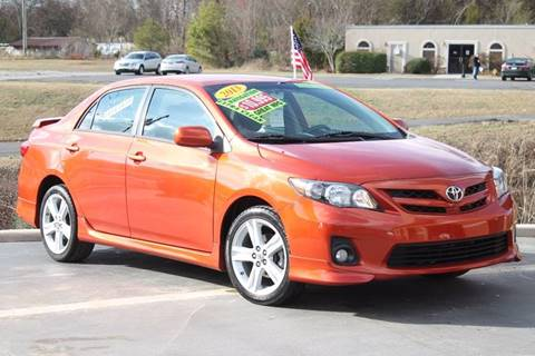 2013 Toyota Corolla for sale in Athens, TN