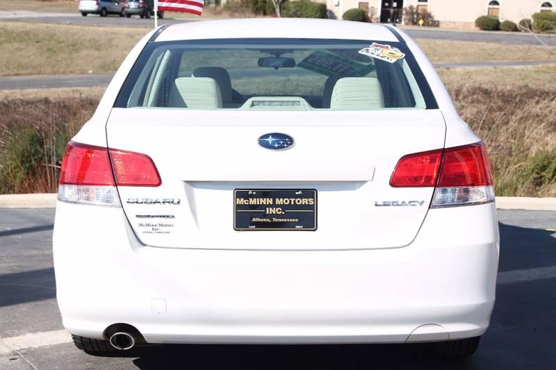 2012 Subaru Legacy AWD 2.5i Premium 4dr Sedan CVT - Athens TN