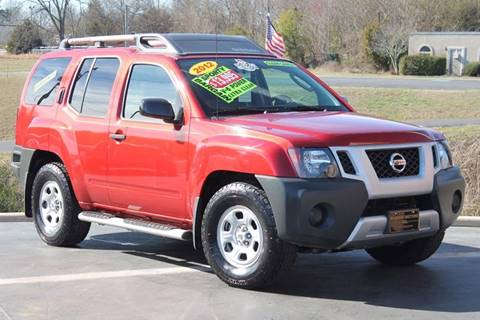 2012 Nissan Xterra for sale in Athens, TN