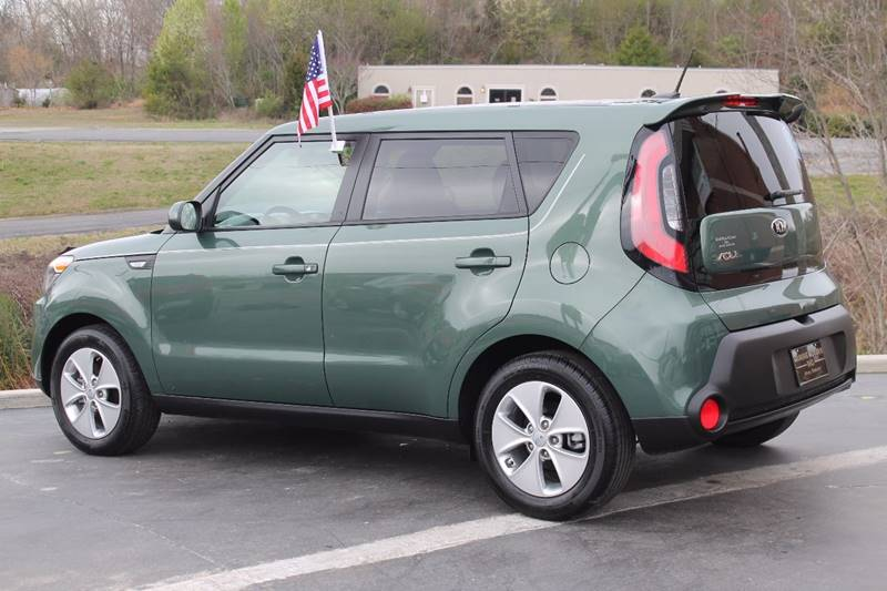 2014 Kia Soul 4dr Wagon 6A - Athens TN