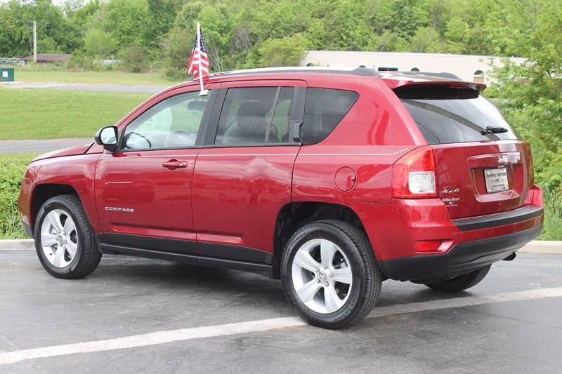 2013 Jeep Compass 4x4 Sport 4dr SUV - Athens TN