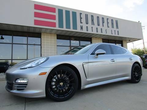 2012 Porsche Panamera for sale in Cedar Rapids, IA