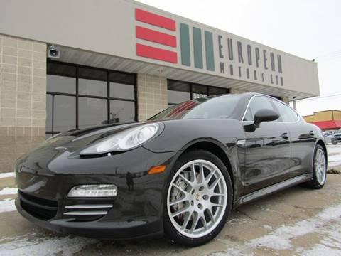 2010 Porsche Panamera for sale in Cedar Rapids, IA