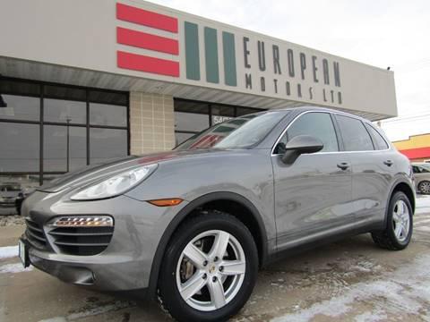 2011 Porsche Cayenne for sale in Cedar Rapids, IA