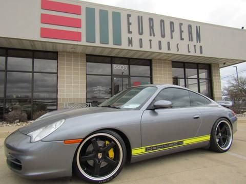 2002 Porsche 911 for sale in Cedar Rapids, IA