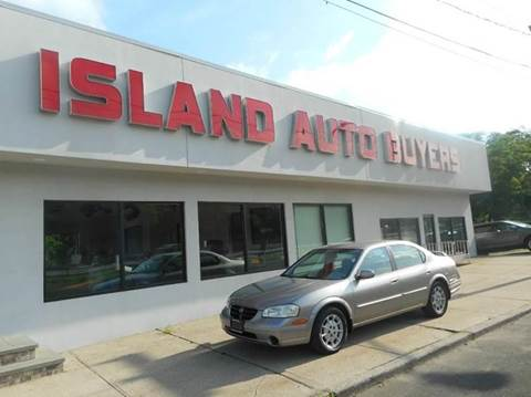 2001 Nissan Maxima for sale in West Babylon, NY